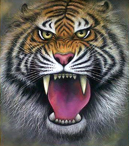 004c-lukisan-harimau